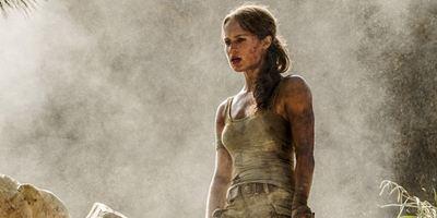 """""""Tomb Raider"""": Auf neuem Bild zur Videospielverfilmung hat Alicia Vikander ihr Ziel fest im Blick"""