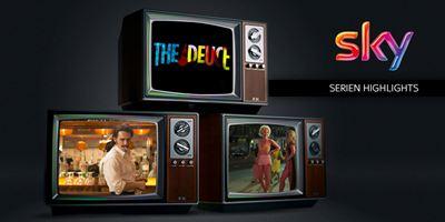 """Unser Sky-Serien-Highlight im September: """"The Deuce"""""""