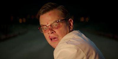 """Neuer Trailer zu George Clooneys """"Suburbicon"""" mit Matt Damon in einer Spirale aus Gewalt"""