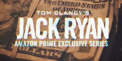 """""""Jack Ryan"""": Erster Teaser zur Amazon-Serie nach Tom Clancy"""