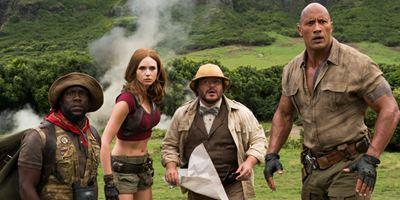 """Möge das Spiel beginnen: Neuer Trailer zu """"Jumanji: Willkommen im Dschungel"""" mit Dwayne Johnson"""