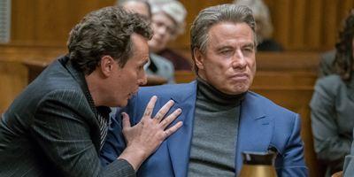 """""""Gotti"""": John Travolta als fieser Gangsterboss im ersten Trailer zum Krimi-Biopic"""