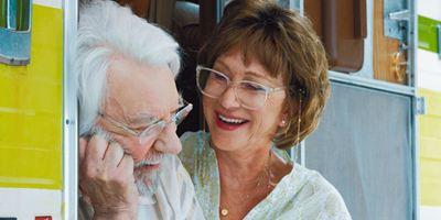 """Erster Trailer zu """"The Leisure Seeker"""": Helen Mirren und Donald Sutherland auf einem Roadtrip durch die USA"""