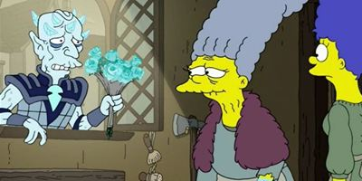 "Bildergalerie: ""Die Simpsons"" mit ""Game Of Thrones""-Hommage in Episodenlänge"