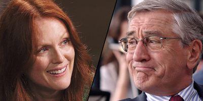 Nach Weinstein-Skandal: Amazon-Serie mit Robert De Niro und Julianne Moore abgesagt
