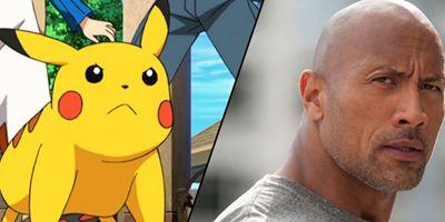 """Gerücht: Dwayne Johnson könnte für """"Pokémon""""-Realfilm zu """"Detective Pikachu"""" werden"""