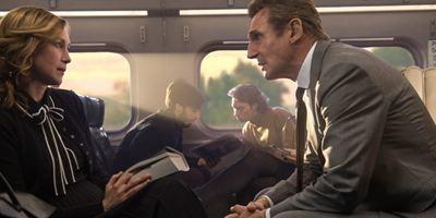 """Liam Neeson will einen Zug stoppen im neuen Trailer zum Thriller """"The Commuter"""""""