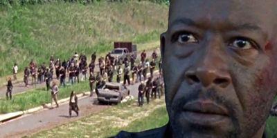 """Dreht Morgan jetzt endgültig durch? Die 10 denkwürdigsten Momente aus der 3. Folge der 8. """"Walking Dead""""-Staffel"""