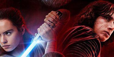 """Kylo Ren und Rey auf stylishen Motion-Postern zu """"Star Wars 8: Die letzten Jedi"""""""