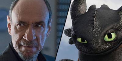 """Drachenzähmen leicht gemacht 3"": Oscar-Preisträger F. Murray Abraham wird zum Bösewicht"