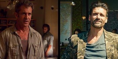 """""""Boss Level"""": Mel Gibson und Frank Grillo sollen die Hauptrollen in Joe Carnahans Action-Thriller spielen"""