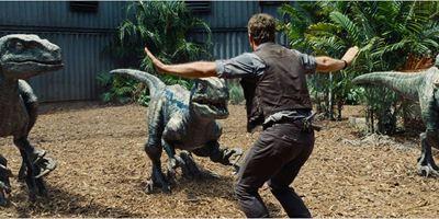 """Mit Chris Pratt und Baby-Raptor: Erster Mini-Teaser zu """"Jurassic World 2: Das gefallene Königreich"""""""