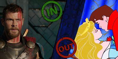 """Die Ins & Outs der Woche mit einem geköpften Thor und einem geforderten """"Dornröschen""""-Verbot"""