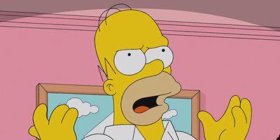 """Spannende Infografik zu """"Die Simpsons"""": Homers berühmter Ausruf """"Nein"""" statistisch ausgewertet"""