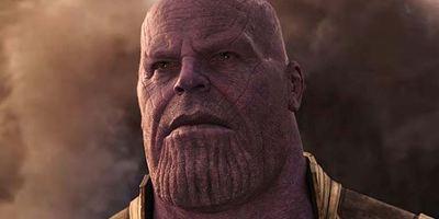 """Neue Hautfarbe: Viel Spott für Auftritt von Thanos im ersten Trailer zu """"Avengers 3: Infinity War"""""""