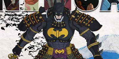 """Der Dunkle Ritter und der Joker kreuzen die Samurai-Schwerter: Erster Trailer zu """"Batman Ninja"""""""