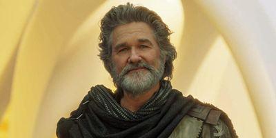 """Kurt Russell erneut mit Rauschebart: """"Guardians Of The Galaxy 2""""-Star wird für Netflix zum Weihnachtsmann"""