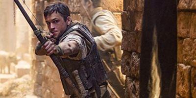 """""""Robin Hood: Origins"""": Die ersten Bilder von """"Kingsman""""-Star Taron Egerton als König der Diebe"""