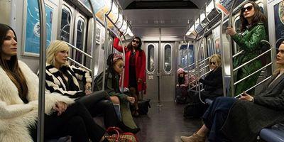 """""""Ocean's 8"""": Erstes Poster zur Gaunerkomödie mit Sandra Bullock und Cate Blanchett"""