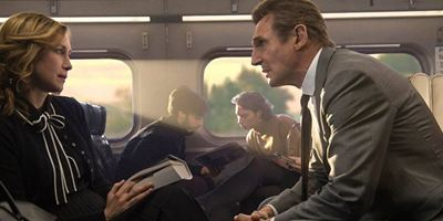 """The Commuter"": Finaler Trailer zum Zug-Action-Thriller mit Liam Neeson"