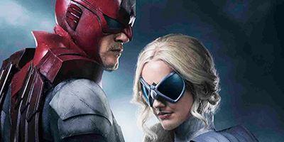"""""""Titans"""": Das erste Bild von Hawk und Dove in der neuen DC-Superhelden-Serie um Batman-Sidekick Nightwing"""