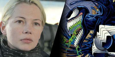 """Bestätigt: Michelle Williams übernimmt in """"Venom"""" eine ikonische Comic-Rolle"""