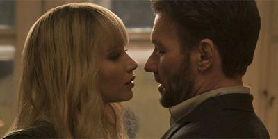 """Neuer Trailer zum Spionagethriller """"Red Sparrow"""": Jennifer Lawrence als verführerische Geheimagentin"""
