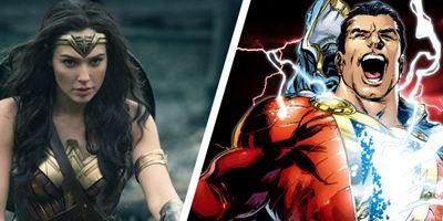 """""""Shazam!""""-Hauptdarsteller Zachary Levi wünscht sich einen Cameo von Wonder Woman"""