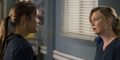 """""""Grey's Anatomy"""": Gaststar Ellen Pompeo auf ersten Bildern zum noch namenlosen Feuerwehr-Spin-off"""