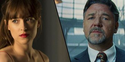 """Bad Times At The El Royale"": Russell Crowe und Dakota Johnson stoßen zum Cast von Drew Goddards Thriller"