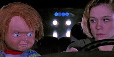 Mörderischer Mitfahrer: Autofahrer mit Chucky-Puppe auf dem Beifahrersitz angehalten
