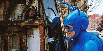 """""""The Tick"""": Die blaue Helden-Zecke bekommt bei Amazon eine 2.Staffel"""