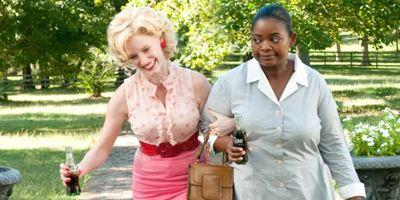 """Wiedervereint: """"The Help""""-Stars Jessica Chastain und Octavia Spencer drehen Weihnachtskomödie"""