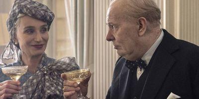 """rmarketing.com-Interview mit Kristin Scott Thomas zu """"Die dunkelste Stunde"""": Gary Oldman als Churchill? Eine seltsame Wahl!"""