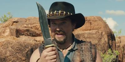 "Kommt ""Crocodile Dundee 4""? Erster Teaser zum mysteriösen Sequel-Projekt mit Danny McBride"