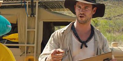 "Neuer Teaser zu ""Dundee"": Chris Hemsworth im ""Crocodile Dundee""-Sequel mit Danny McBride"