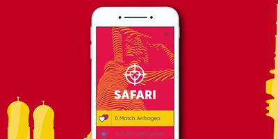 "Tinder war gestern: Erster Teaser zur Komödie ""Safari - Match Me If You Can"""