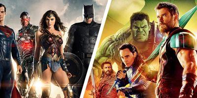 Die Marktforschung hat ermittelt: Marvels Figuren und Humor schlagen DCs Action und Effekte
