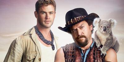 """Jackman, Crowe, Robbie und mehr: Superstar-Schaulaufen im neuen Trailer zum (Fake?)-""""Crocodile Dundee""""-Sequel"""
