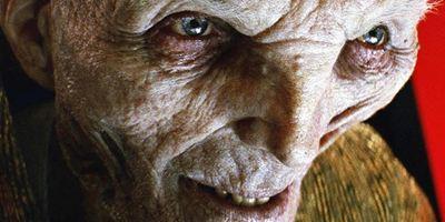 """Andy Serkis deutet an: Rian Johnsons umstrittene Entscheidung zu Snoke in """"Star Wars 8"""" war kein Alleingang"""