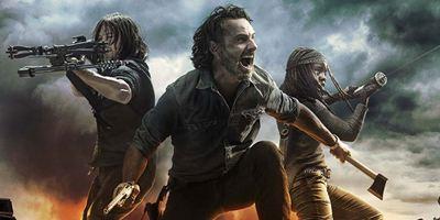 """Das Ende des Krieges in """"The Walking Dead""""? Emotionaler Trailer zu den neuen Folgen der 8. Staffel"""