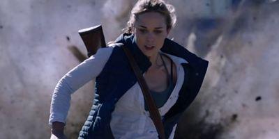 """""""Tremors 6: A Cold Day In Hell"""": Im Trailer werden die kultigen Raketenwürmer in die Artkis verfrachtet"""