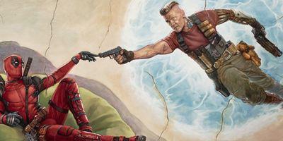 """Das steckt im neuen """"Deadpool 2""""-Trailer: Zeitreisen, Terry Crews und neue Mutanten"""