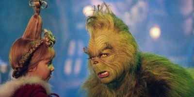 """Wegen Jim Carreys fiesem Verhalten musste der """"Grinch""""-Make-Up-Künstler in Therapie"""
