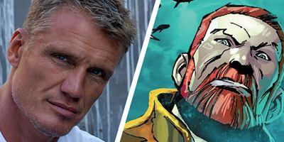 """""""Aquaman"""" wird anders als in den Comics: Dolph Lundgren über die Beziehung seiner Figur zu Amber Heards Mera"""