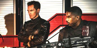 """Neuer Trailer zu """"Fahrenheit 451"""" mit """"Black Panther""""-Star Michael B. Jordan, Sofia Boutella und Michael Shannon"""