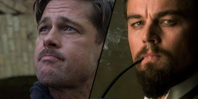 "Brad Pitt neben Leonardo DiCaprio in Quentin Tarantinos ""Once Upon A Time In Hollywood"""