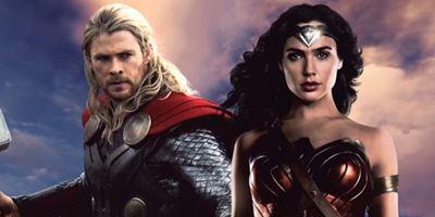 """Thor und Wonder Woman fragen """"Why Not Me?"""" Cooles Demo zum leider abgelehnten Oscar-Song"""