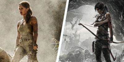 """Auf welcher Computerspielvorlage basiert der neue """"Tomb Raider""""-Film mit Alicia Vikander eigentlich?"""