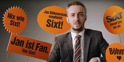 Prank: Jan Böhmermann platziert Werbespot während der neuen Show von Klaas Heufer-Umlauf